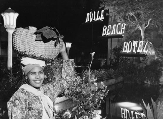 Geschiedenis Avila Beach Hotel