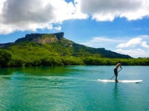 Standup paddle and discover Curacao