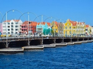 Don't book a hotel too far from it all, but preferably near Willemstad