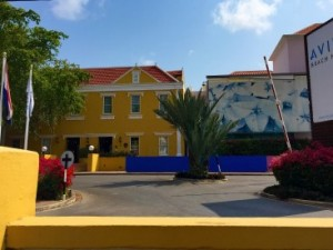 Don't book a hotel with no authentic heart on Curacao