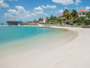 Curacao has many beaches, but don't assume all hotels have a private beach