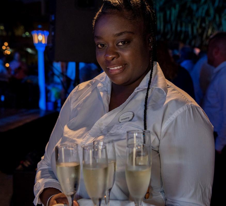 Culinary event at the Avila Beach Hotel