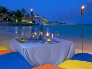 Book a hotel in Curacao that offers honeymoon packages