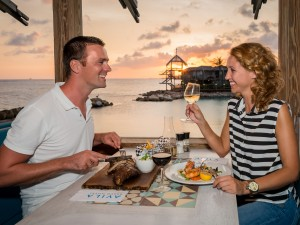 Discover the romantic restaurants of Curacao