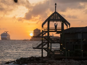 Visit the most beautiful places of Curacao to watch the sunset