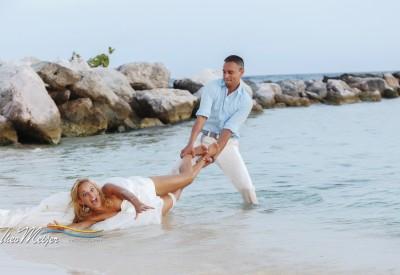 Nicht Jedes Kleid Ist Fur Eine Strandhochzeit Geeignet Avila Beach