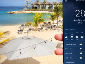 Curacao weather forecast