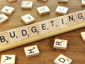 Draft a budget