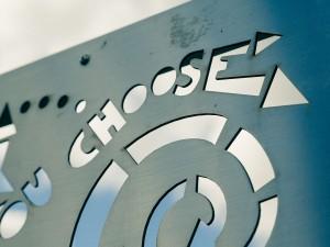Treffen Sie eine praktische Wahl