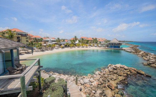 Webcam Avila Beach Hotel Curacao