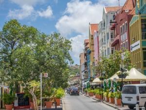 De populairste gebieden van Curacao