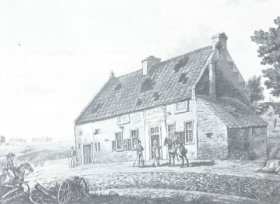 Alrededor de 1780