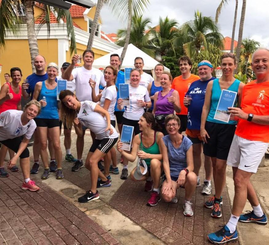 Geniet van een vakantie op Curacao en het Avila Beach Hotel met KLM Curacao Marathon pakket
