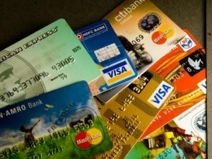Debit card / Credit card