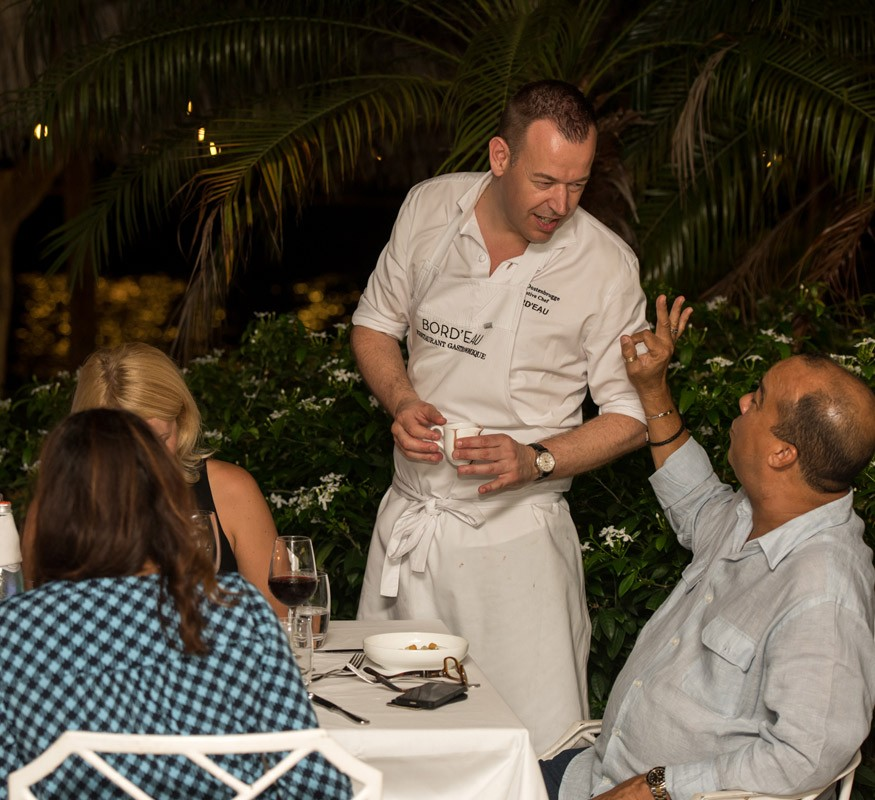 Michelin Chef im Avila Beach Hotel
