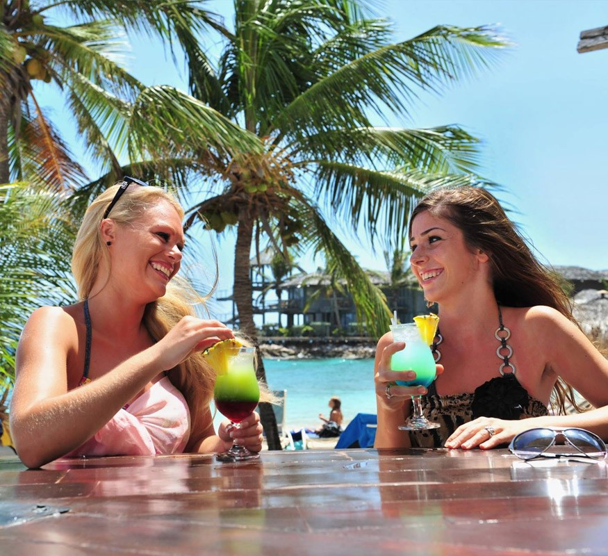 De beste Happy Hour op Curacao