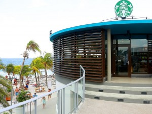 We have the best Starbucks ever