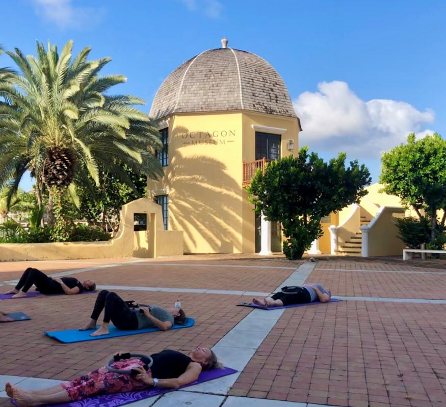 Avila Fitness Center Pilates