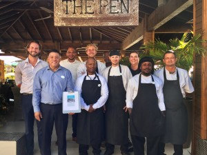 Historical Belle Terrace restaurant renamed to The Pen
