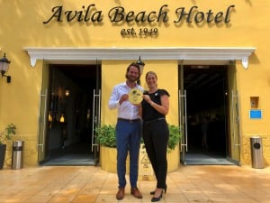 Third Travelife Gold Award for the Avila Beach Hotel