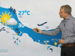 Avila Beach Hotel presenteert online weerbericht