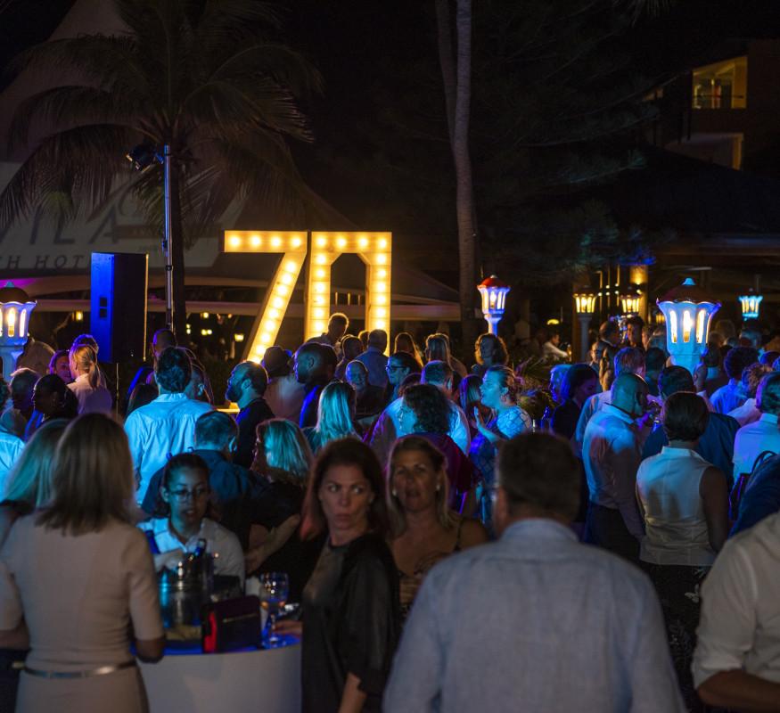 Grande Terrace 70