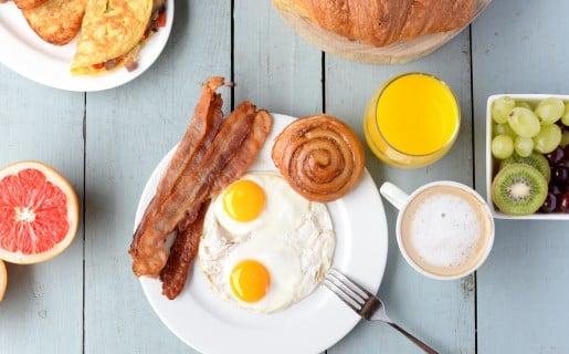 Séptima noche GRATIS y desayuno GRATIS durante la estadía