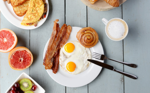 Celebrate your Birthday with a Free Breakfast