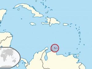 Wo liegt Curacao