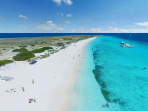 Klein Curacao Nr. 1 Bounty-eiland