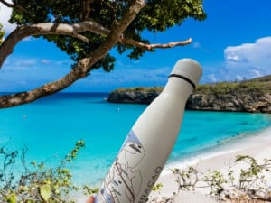 Avila Beach Hotel officiële partner Water Refill Program Curacao