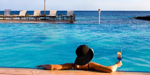 Avila Beach Hotel - Infinity pool