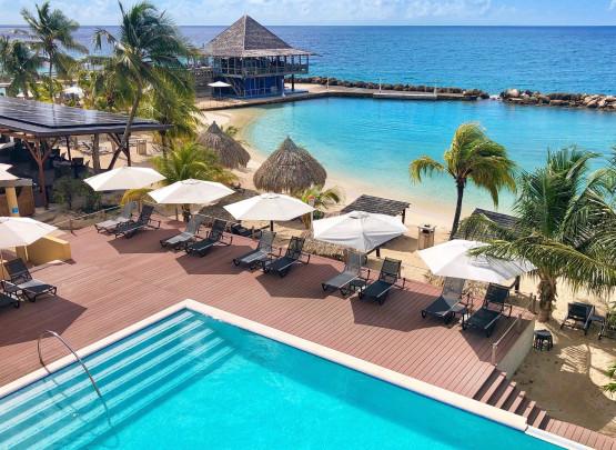 10 Gründe warum Sie sich für das Avila Beach Hotel auf Curacao entscheiden sollten