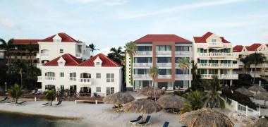 Beachfront appartement 3 Zimmern