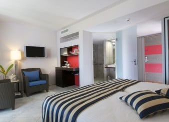 Extra Accessible rooms